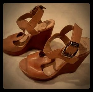 Vince Camuto Wedge Sandals women's size 5